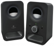 Logitech (Logitech Z150 Speakers Midnight Black) 980-000814