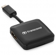 Transcend (USB 2.0 OTG Card Reader) TS-RDP9K