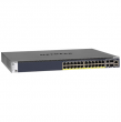 Netgear (Managed L3 switch (24GE (POE+) + 2 10GBase-T + 2SFP+)) GSM4328PA-100NES