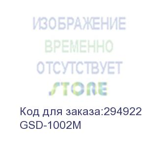 купить ipv4/ipv6 managed 8-port 10/100/1000mbps + 2-port 100/1000x sfp gigabit desktop ethernet switch (poe pd, external pwr) (planet) gsd-1002m
